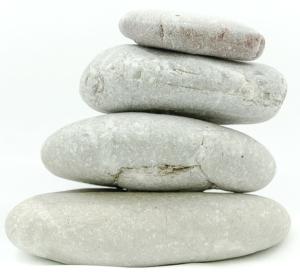 harmonie bei der Meditation