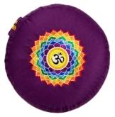 7. Chakra Meditationskissen – Kronenchakra (Sahasrara)