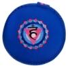 5. Chakra Meditationskissen - Kehlkopf-Chakra (Vishudda)