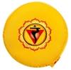 3. Chakra Meditationskissen - Nabelchakra (Manipura)