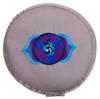 6. Chakra Meditationskissen - Stirn-Chakra (Ajña)